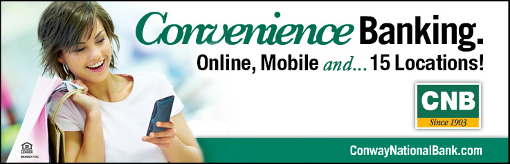 Convenience Banking - Online, Mobile & 15 Locations